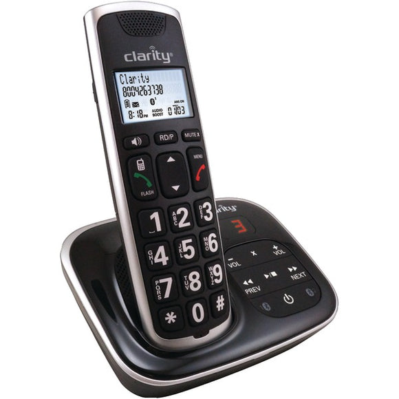 Clarity 59914.001 DECT 6.0 BT914 Bluetooth Cordless Phone w/ Answering Machine