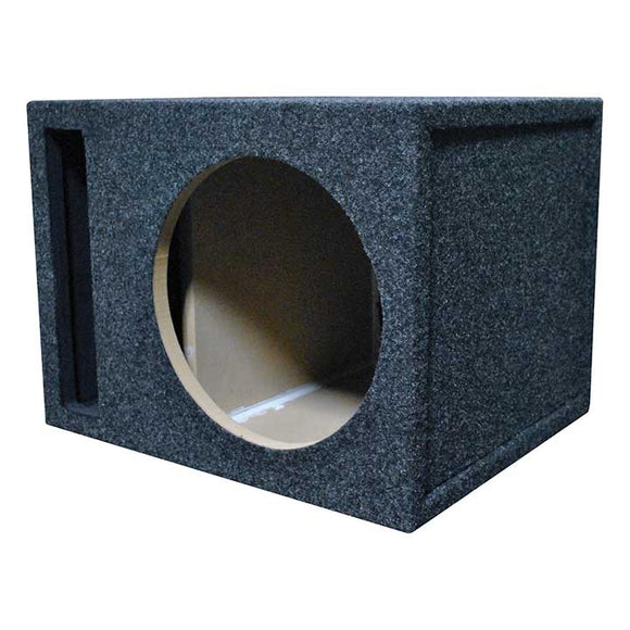 R/T 318.12 EMPTY WOOFER ENCLOSURE OBCON SINGLE 12