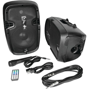Pyle PPHP849KT 700-Watt Active/Passive Dual Speaker System Kit