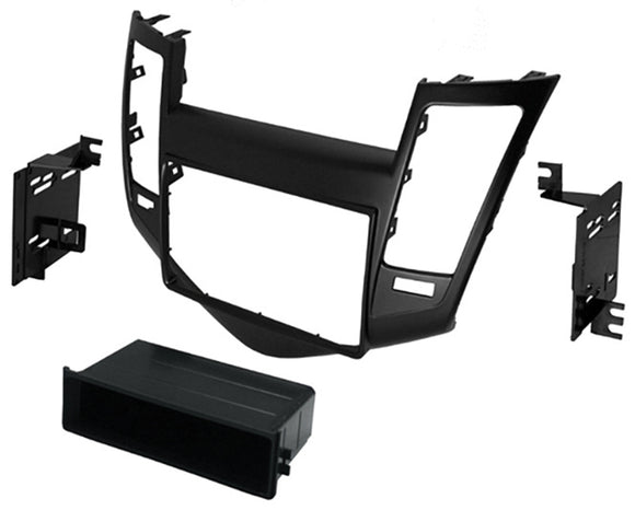 American International GMK367B Mounting Kit for 2011-15 Chevy Cruz