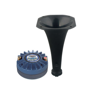 SoundStream SPD300 Compression Driver Tweter w/ Large  ABS Horn (Each) 300w