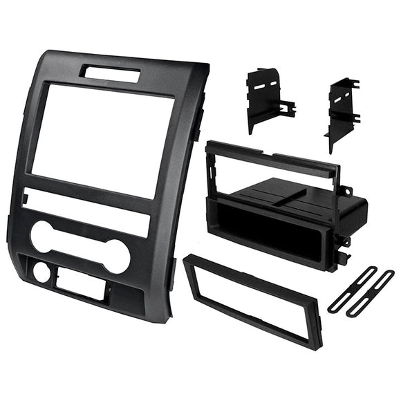 American International FMK526 Install Kit for 09-14 F150-Single & Double Din