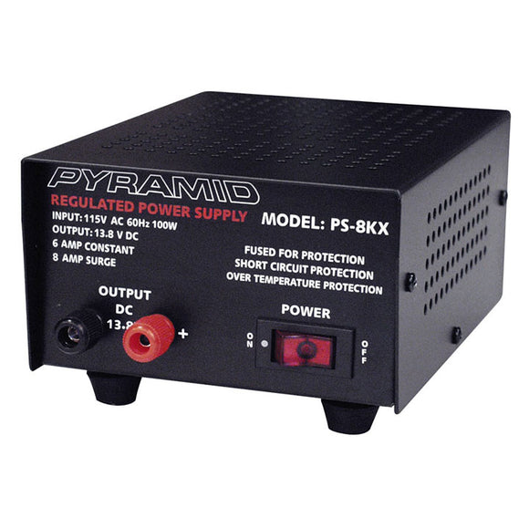 Pyramid PS8KX Power Supply