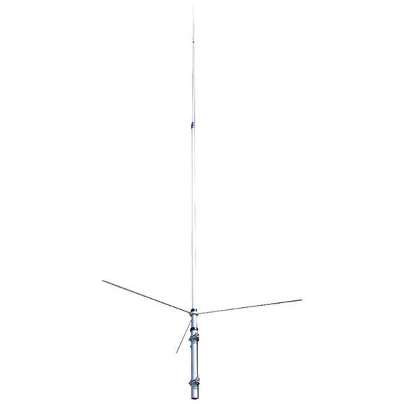 Tram 1481 Amateur Dual-Band Base Antenna with 17ft Base Antenna, 8dBd 144MHz