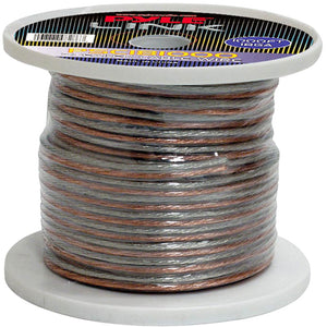 Pyle PSC181000 18 Gauge 1000 ft. Spool of High Quality Speaker Wire