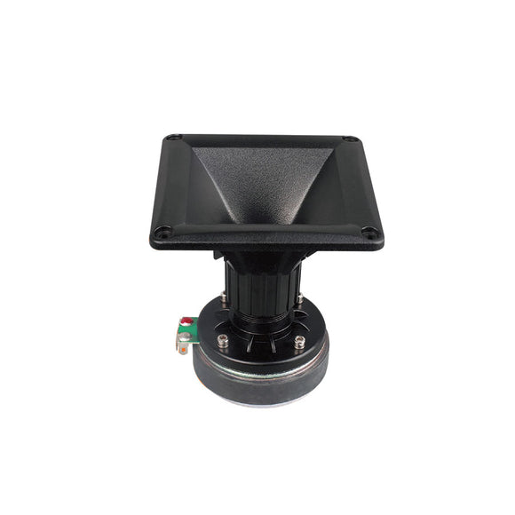 SoundStream SPD200 Compression Driver Tweeter w/ Small ABS Horn (Each) 200w