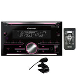 Pioneer FHS500BT CD Player w/ BT Aux USB PreOut Spotify Pandora