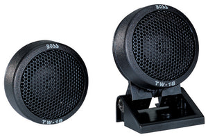 "BOSS AUDIO TW18 200-watt 1"" Dome Tweeter"