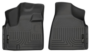 Husky 18091 Liners Front Floor Liners for 08-2020 Town & Country/Grand Caravan
