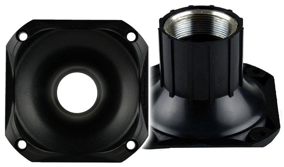 Audiopipe APH3535 Plastic High Frequency Horn Each