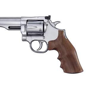 Hogue 57300 Dan Wesson Small Frame Pau Ferro Wood Grips