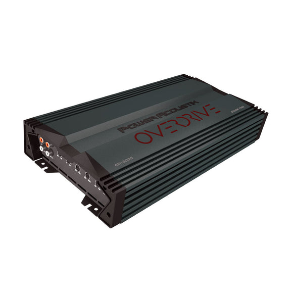 Power Acoustik OD13000 3000 Max Watt Mono A/B Amplifier