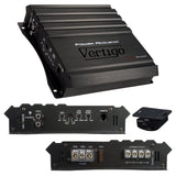 Power Acoustik VA11600D Vertigo Series Monoblock Amplifier 1600W Max