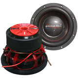 American Bass HAWK1044 HAWK 10 Woofer Dual 4 ohm