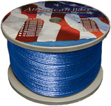 American Bass Ab262 16 Ga 500 Spool Premium Quality Speaker Wire
