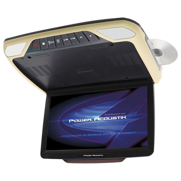 Power Acoustik PMD143H Ceiling Mount DVD Overhead w/ 14.3