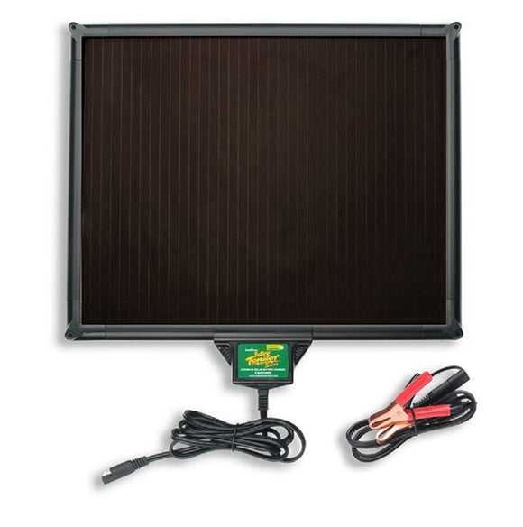 Battery Tender 0211163 5W Solar Maintainer With Built-in Controller