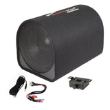"Audiopipe APDX12A 12"" Single ported bass tube enclosure 600W"