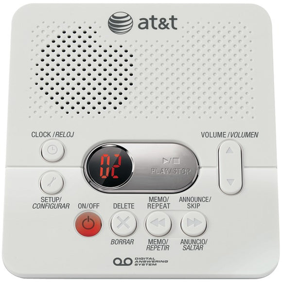 AT&T 1740 Digital Answering Machine