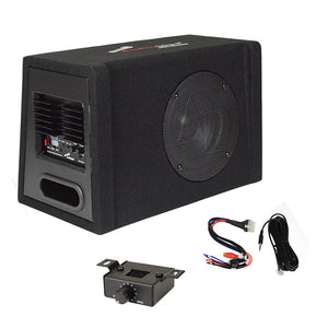 "Audiopipe APXB8A 8"" Single ported bass enclosure 400W"