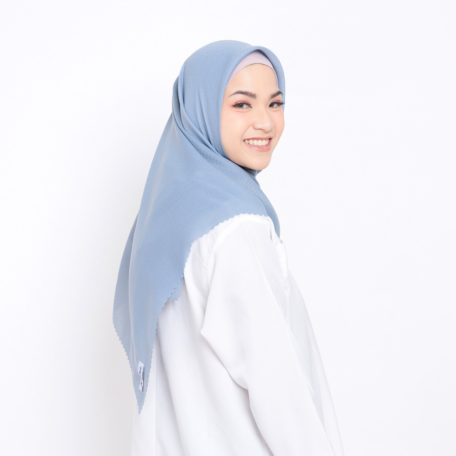 ZM - Lana Mint Hijab ( Wangi Water Splash )