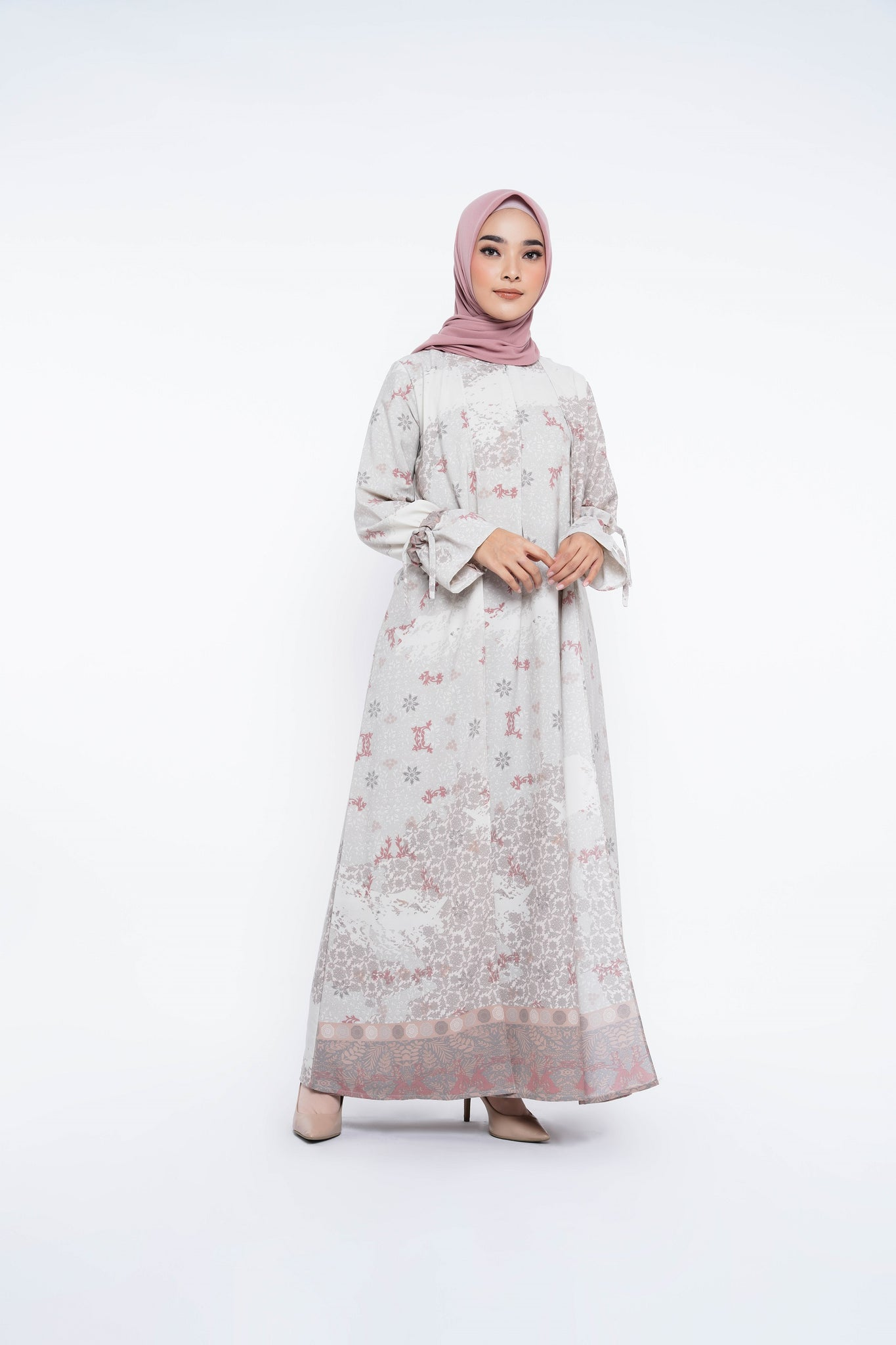 BIA - Polly Tofu Dress Islamic Journey In Spanyol