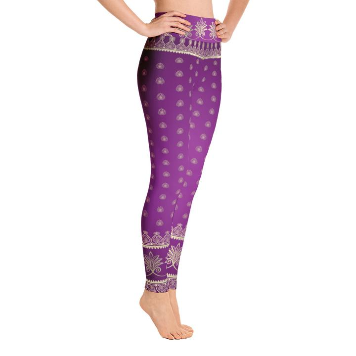 Sunia Yoga Leggings, Prana Design