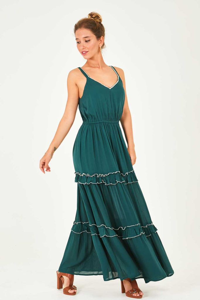Zaimara Algarve Maxi Dress