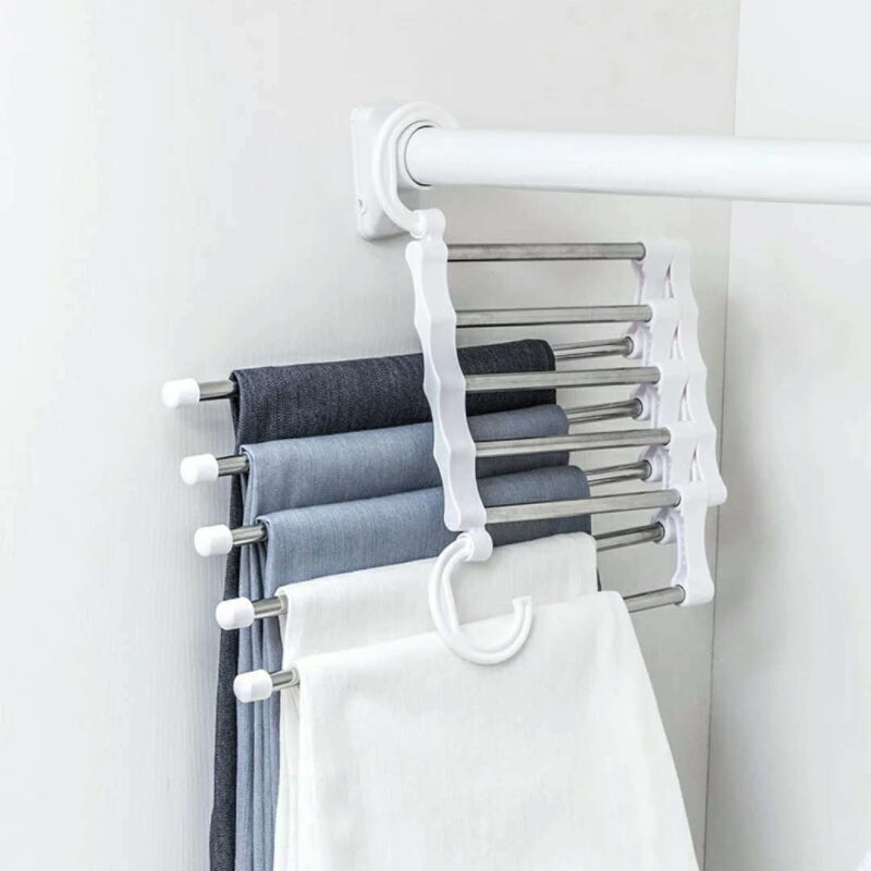Multi functional Pants Rack
