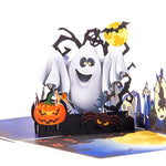Halloween Cards Surprise 3D Pop Up Greeting Cards