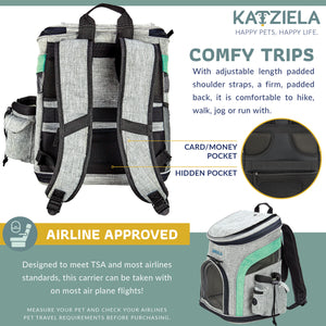 Airline approved Back packs For pet