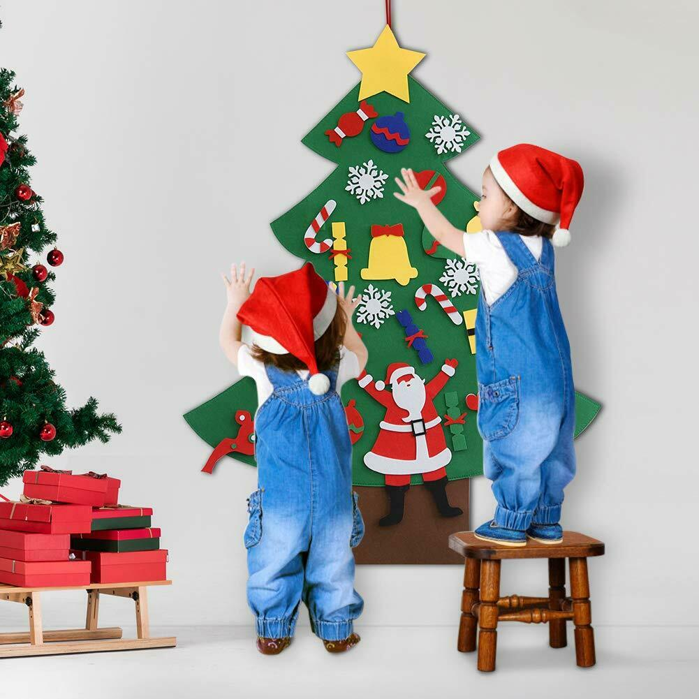 DIY 3D Christmas tree For Children