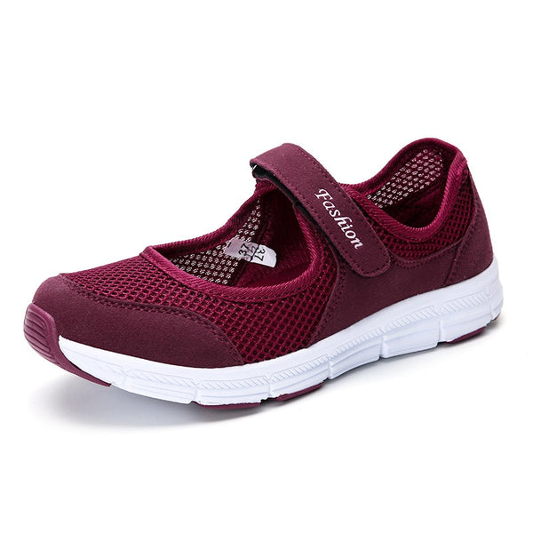 Women's Walking Shoes Anti - Skid Soft Soled -  AboutTheSHOES
