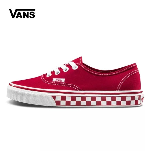 VANS Autumn Campus Lattice Series Classic Men And Womens Sneakers Canvas Shoes -  AboutTheSHOES