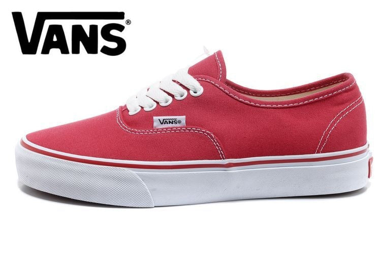 Free Shipping Vans Classic Womens Unisex Slip-On Low Top Canvas Shoes -  AboutTheSHOES