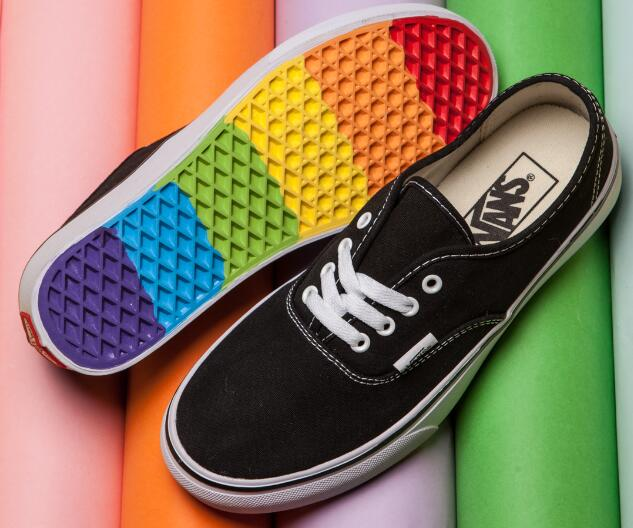 Vans authentic classic Rainbow OLD SKOOL Sneakers – About