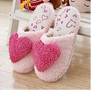 Lovely Ladies Floor Cotton-Padded indoor Slippers -  AboutTheSHOES