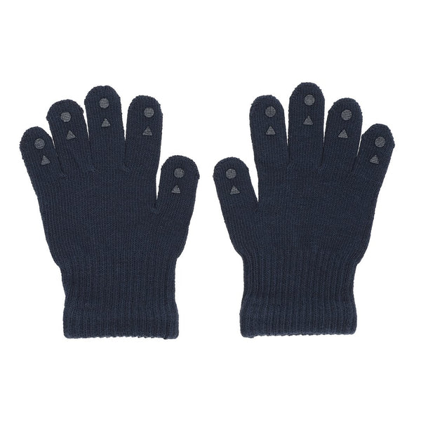 Grip Gloves - Navy Blue