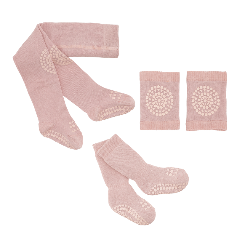 Krabbelpaket - Dusty Rose