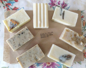 Seven Scents Variety Travel Bars Sample Set, Shipping Included