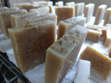 Oats Goats Beans, Hand Cut Shampoo & Body Bar