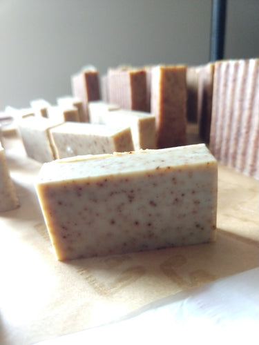 Apple Pie, Travel Bar Shampoo & Body Bar