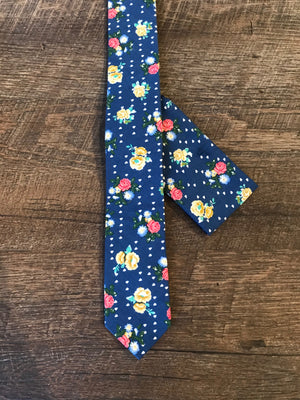 Men's Floral Ties - 14 Options - MISH Fashion and Swim