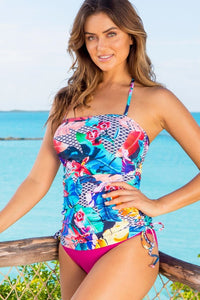 Tori Seaside Tankini - MISH Fashion and Swim
