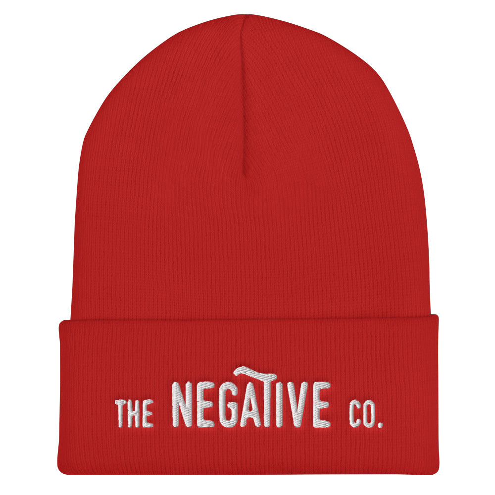 The Negative Co Beanie
