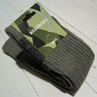 Knee socks army model, greenFloby Överskottslager