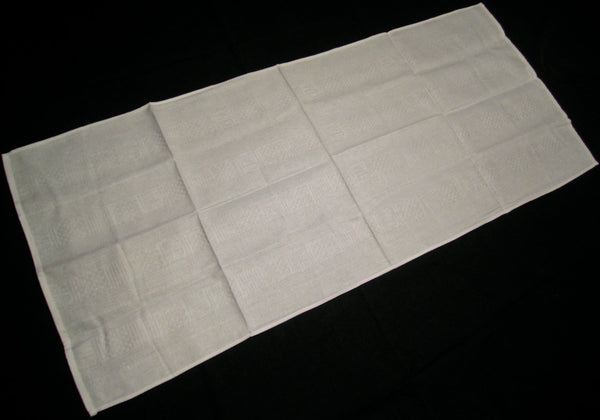 Towel in cotton, whiteFloby Överskottslager