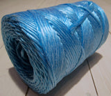 Synthetic cord blue, 500g-Floby Överskottslager