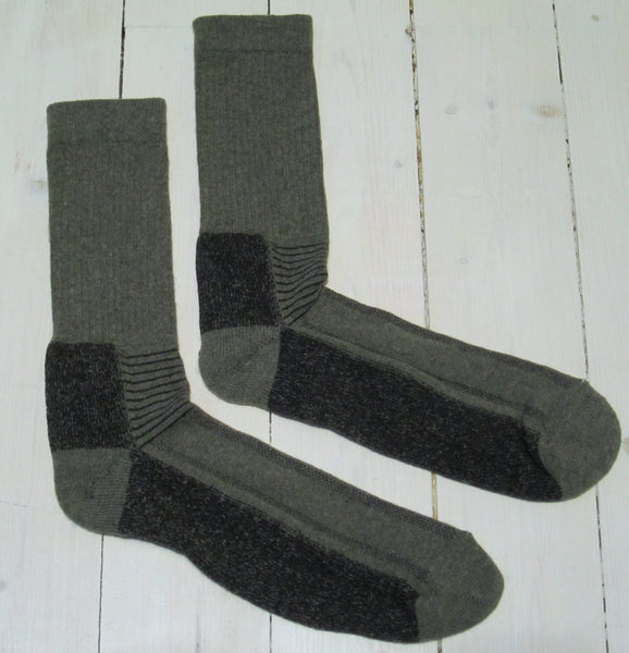 Sock army model, green blackFloby Överskottslager