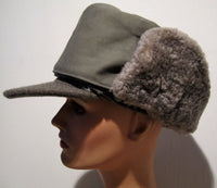Hat in wool with screen w/o, including mouse coverFloby Överskottslager